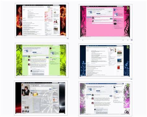 themes my facebook changer le theme bleu et blanc de votre facebook 1000