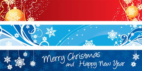 images of christmas banners christmas banners 1 free images at clker com vector