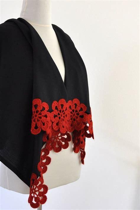 Pashmina Flower Linen pashmina scarf shawl wedding shawl bridal scarf wrap stole