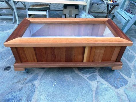 elevated planter box plans elevated cedar planter box iimajackrussell garages