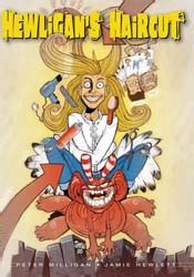 haircut graphic story hewligan s haircut graphic novel review