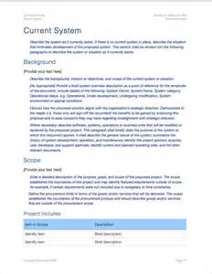 Concept Of Operations Template by Concept Of Operations Template Apple Iwork Pages And Numbers