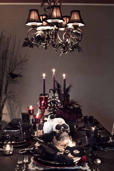 elegant halloween home decor elegant halloween decor ideas for fantastic home 243