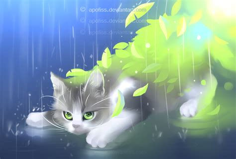 cat resistant wallpaper apofiss deviantart