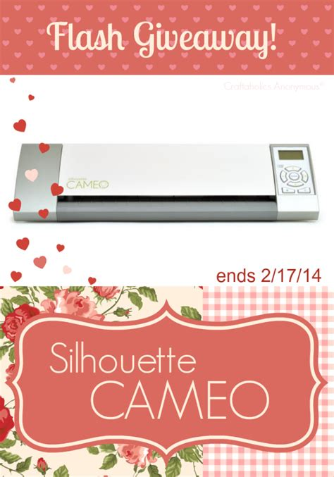 Silhouette Giveaway - silhouette cameo valentine ideas www imgkid com the image kid has it