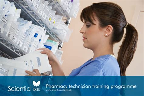 pharmacy technician what s involved scientia