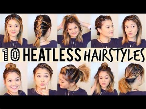heatless hairstyles youtube 17 best images about makeup hair and nails on pinterest