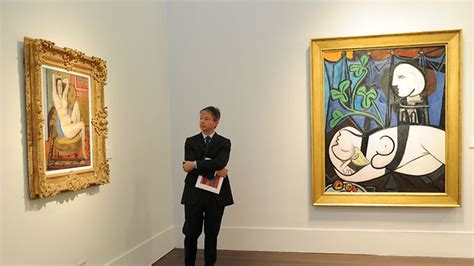picasso paintings garage charged after discover picassos were not a