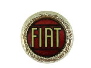 Fiat Insignia Fiat Emblem Emaliert