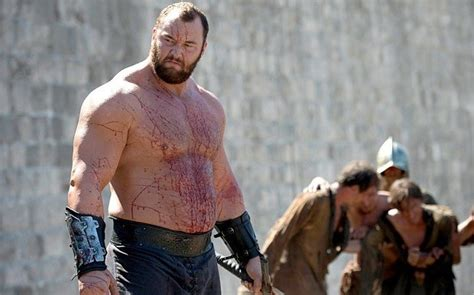 mountain man before and after here s what the mountain from quot game of thrones quot looked