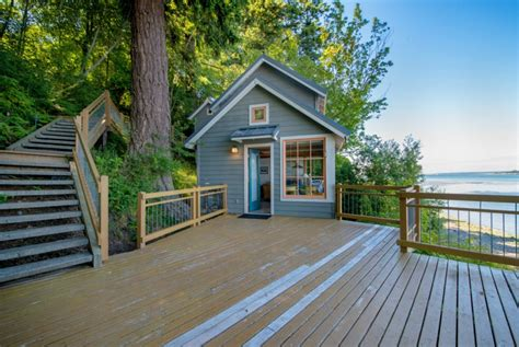 cottage for sale tranquil oceanfront cottage small house bliss