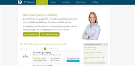 Mba Programs Illinois Ranking by Mba Ranking Eu Mba Studium Suchen Und Finden