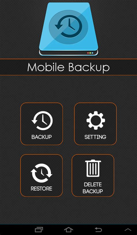mobile contacts backup mobile backup sms and contact for android