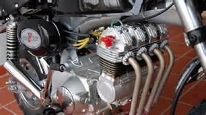 jak brzmi 4 cylindrowy silnik 125 ccm motocykle 125