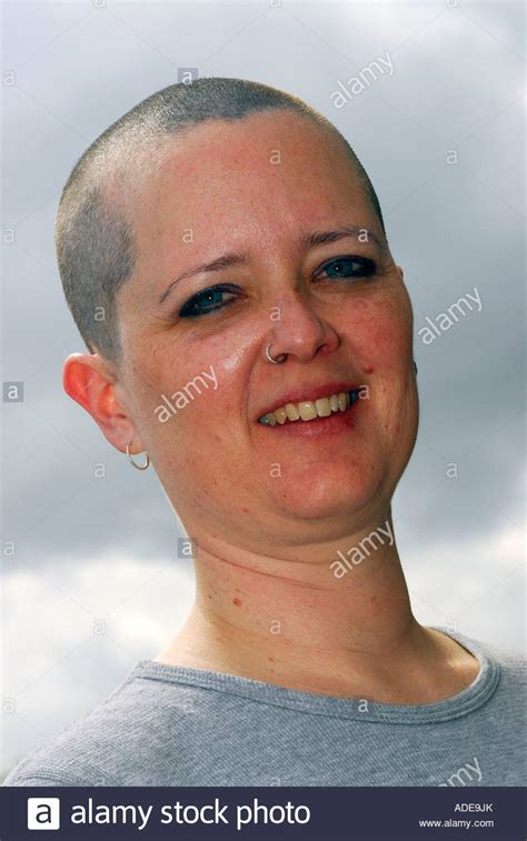 images of 38 year old women 38 year old woman who had her head shaved to raise money