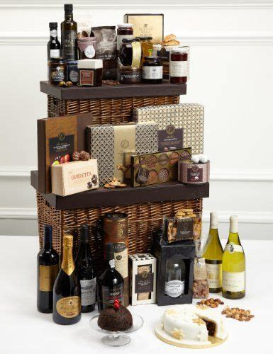 marks and spencer uk gift baskets the collection celebration her her food gifts and flower