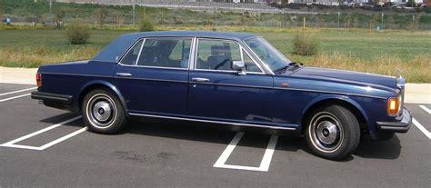 1985 Silver Spur Rolls Royce 1985 Rolls Royce Silver Spur 4 Door Sedan 91446