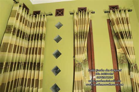Gorden Jendela Bolak Balik mengenal bagian gorden cara membuat gorden cara mengukur