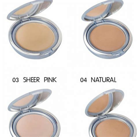 Bedak Wardah Golden Beige wardah lightening two way cake light feel beautyhaul makeup store