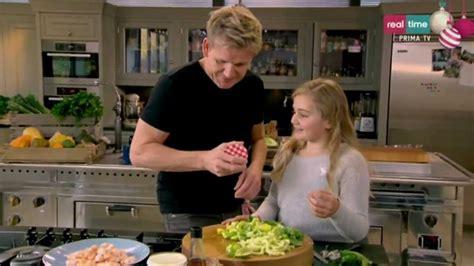 a tavola con ramsay a tavola con ramsay 189 insalata di gamberetti e