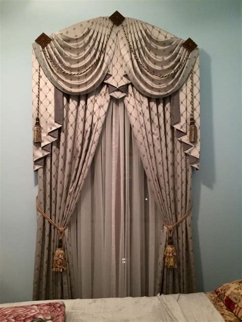 drapes houston custom swag drapery houston tx ds0008 anna s drapery