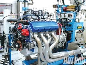582ci big block chevy engine build rod network