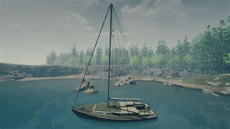 yacht official the forest wiki - Yacht The Forest