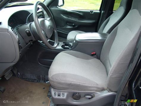 Ford Expedition 2000 Interior by Graphite Interior 2000 Ford Expedition Xlt 4x4 Photo