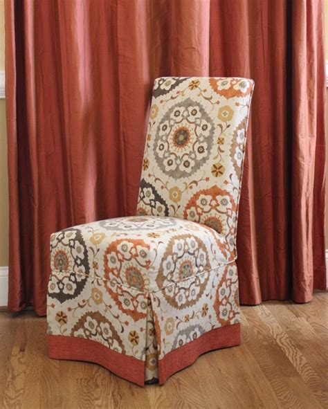 Parson Chair Cover Pattern by Parson Chair Covers Pattern