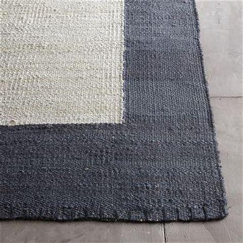 jute rug west elm blanket stitch jute rug west elm
