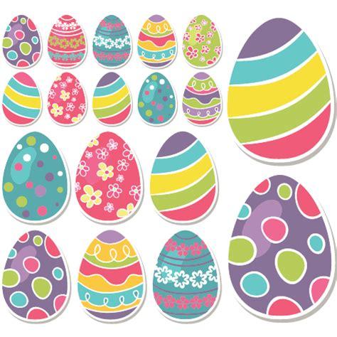 como pegar y decorar huevos de pascua huevos en color vinilo decorativo pascuas