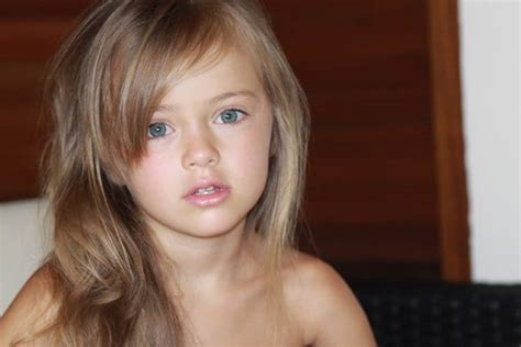 kristina pimenova model 9 years old girl picture of kristina pimenova