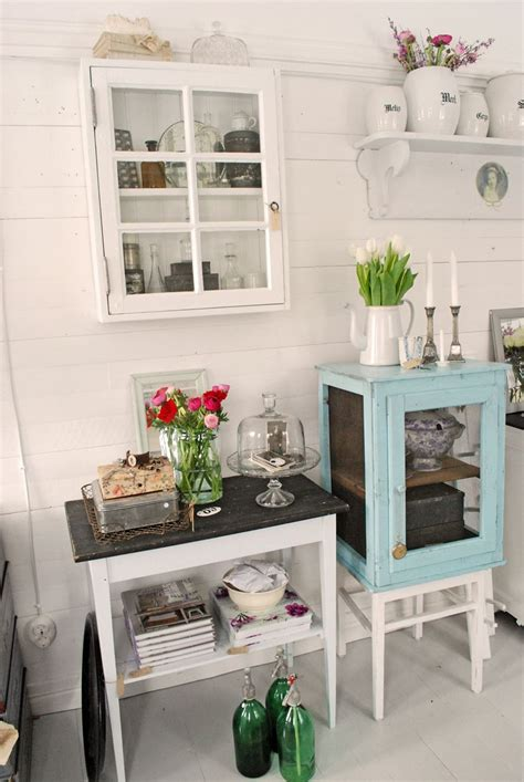 shabby chic vintage decor cottage country interiors
