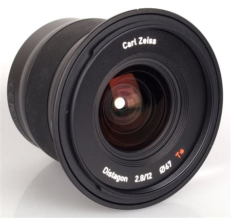 carl zeiss lenses carl zeiss touit distagon t 12mm f 2 8 lens review