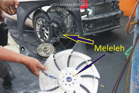 Otomatis Kipas Radiator Avanza 10 faktor ac mobil tidak dingin