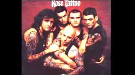 rose tattoo rock n roll outlaw youtube