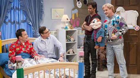 videos of full house full house cast reunites on jimmy fallon video the hollywood reporter