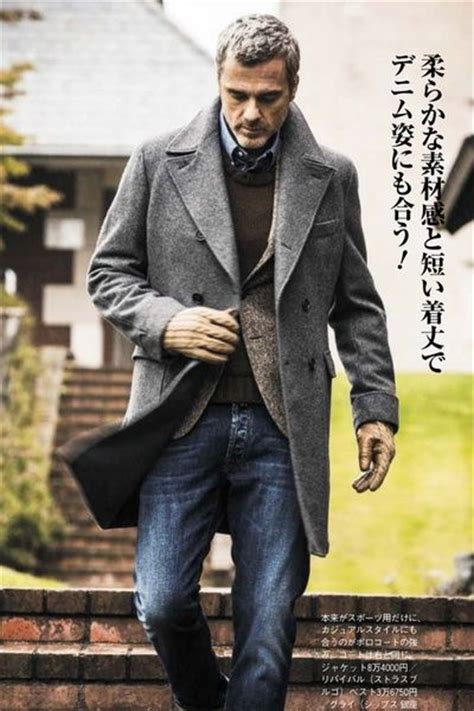 Style Ideas How To Wear Menswear Herringbone Second City Style Fashion by Gray Herringbone Overcoat Brown Tweed Jacket Plum