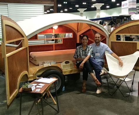 hutte hut trailer hutte hut dwell on design 2014 design