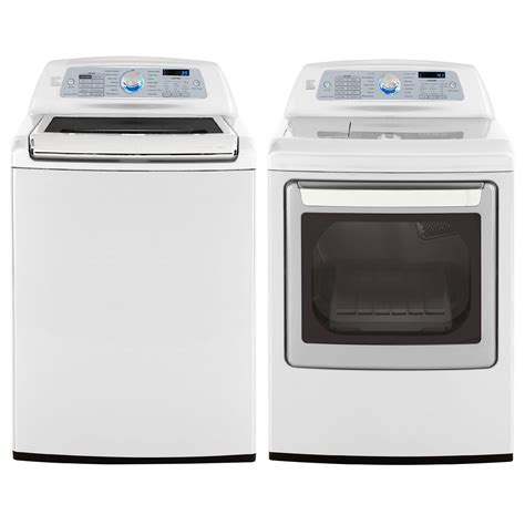 7 Best Dryers by Kenmore Elite 7 3 Cu Ft Electric Dryer W Steam White 61622