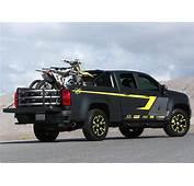 Chevrolet Colorado Performance Concept Por Ricky