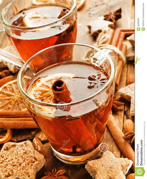 4 Best Drinks For Winter Time by Winter Drink Stock Image Image Of Cinnamon Closeup