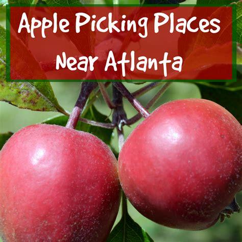 5 u pick apple orchards near atlanta on atlanta moms