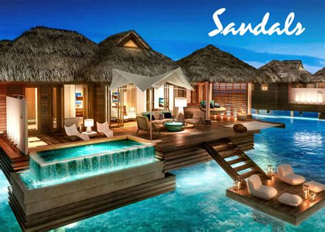 Sandals Couples Only Resorts Sandals Resorts Caribbean Get Away Today Deals