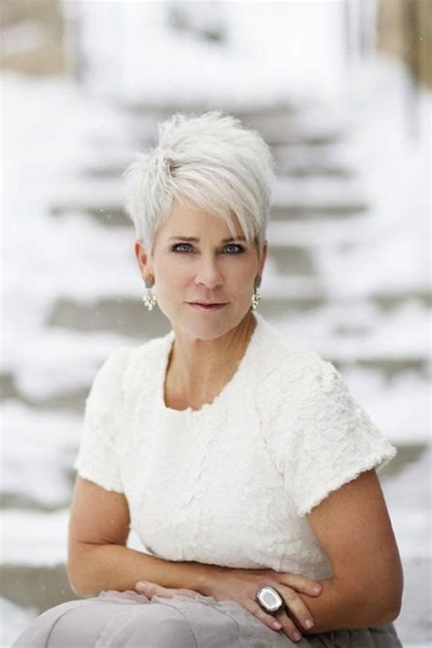 older women inspiration about pixie cuts korte kapsels 20 stylish short hairstyles for women over 50 short