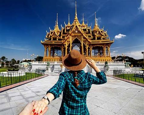 exotic places  visit  thailand  honeymoon