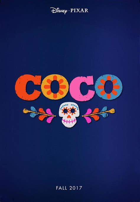 coco movie poster d23 disney and pixar news