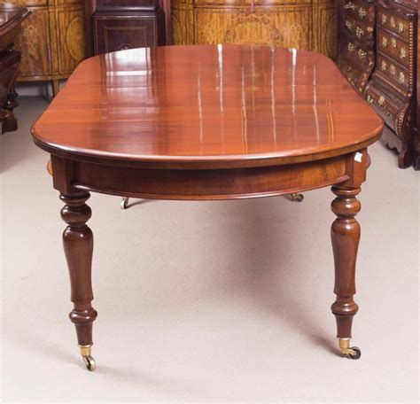 mahogany dining room table and 8 chairs antique mahogany dining table c1880 and eight