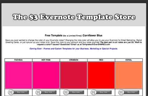 evernote template pin by c on evernote