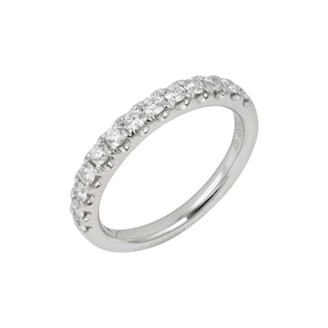 platinum eternity ring